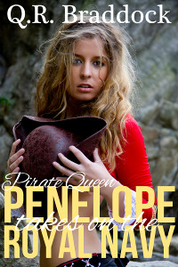 New Release Freebie: Pirate Queen Penelope Takes On The Royal Navy
