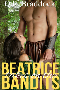 New Release Freebie! Beatrice Takes On The Bandits