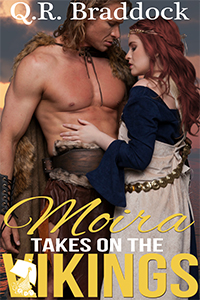 New Release Freebie: Moira Takes On The Vikings